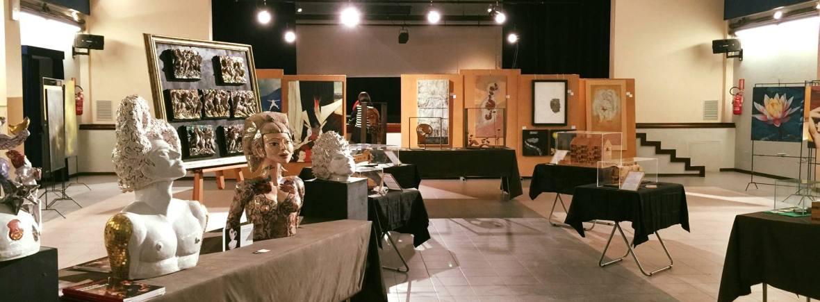 edizione del 2017 della mostra Arte e Sapori